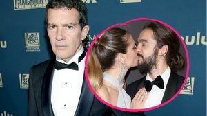 Zu viel Globe-Geturtel: Heidi & Tom nerven Antonio Banderas