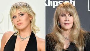 """""""Mein Idol"""": Miley Cyrus über Kollaboration mit Stevie Nicks"""