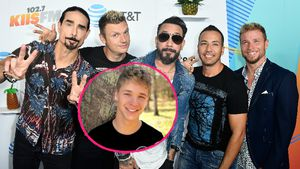 Backstreet Boys-Tour: Brian Littrells Sohn (16) wird Vor-Act