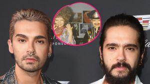 """Zum """"Pride Month"""": Bill Kaulitz teilt Kinderfoto mit Bruder"""