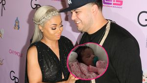 Blac Chyna, Rob Kardashian und Dream Renee