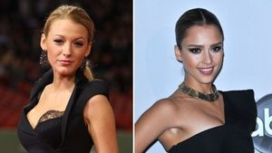 Blake Lively und Jessica Alba 'Just Had Sex'
