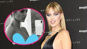 Heidi Klum nackt auf Insta: Bonnie Strange managt Shitstorm