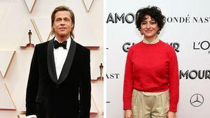 Wiederholt gesichtet: Daten Brad Pitt und Alia Shawkat doch?