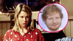 "Kino-Rolle ergattert! Ed Sheeran spielt in ""Bridget Jones"""