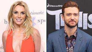 Britney Spears erinnert sich an süßen Moment mit Ex Justin