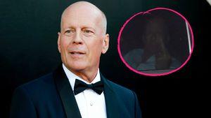 Trotz Alk-Sucht: Bruce Willis zeigt angetrunken Mittelfinger