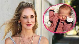 Neu-Mama Chiara Ferragni: Hier zeigt sie ihren süßen Sohn!