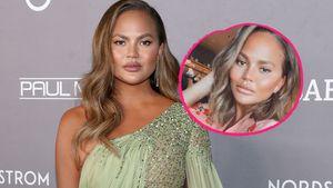 Neue Frisur: Chrissy Teigen trennt sich von Wallemähne