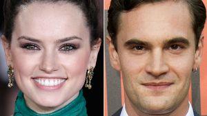 """Star Wars""-Daisy Ridley: Ist sie in Co-Star Tom verknallt?"
