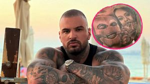 "Kurios: ""Ex on the Beach""-Diogo hat Rihanna-Brust-Tattoo"