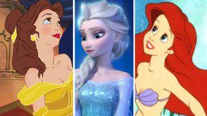 Lieblings-Disney-Prinzessin? Die Stars sind sich einig!