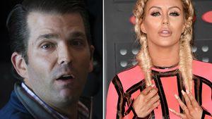 Donald Trump Jr.: Er hatte heiße Affäre mit DIESER Sängerin