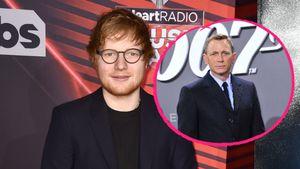 Geschüttelt, nicht gerührt: Ed Sheeran hält Bond-Song bereit