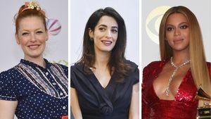 Enie van de Meiklokjes, Amal Clooney und Beyoncé