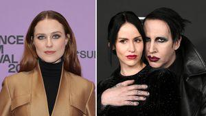 Evan Rachel Wood: Marilyn Mansons Ehefrau hat sie erpresst