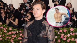 Ganz anders: So sieht Harry Styles ohne seine Tattoos aus