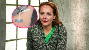 Im Krankenhaus: Helena Fürst hatte Überdosis Bittermandeln
