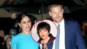 Ist Liza Minnelli mit Prinz Harry und Meghan befreundet?