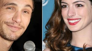 Anne Hathaway und James Franco