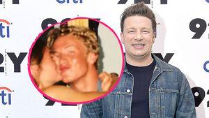 Seine Frau teilt Pic: Dieser junge Mann ist Jamie Oliver