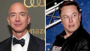 Gewusst? Jeff Bezos und Elon Musk zahlten wohl keine Steuern