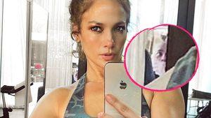 Fan-Schock: Grusel-Mann auf Jennifer Lopez' Selfie entdeckt