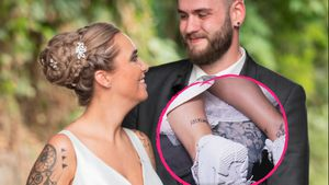 """Paar-Tattoos für """"Hochzeit auf ersten Blick""""-Jessi und Marc!"""