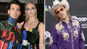 Hochzeit gestreamt: Diplo sprach sich mit Joe Jonas aus