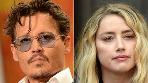 Nächste Runde: Verklagt Johnny Depp seine Ex Amber erneut?