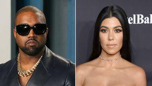 Kanye als US-Präsident? Kourtney Kardashian unterstützt ihn