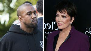 Schwiegermonster? Kanye West soll Kris Jenner gehasst haben!