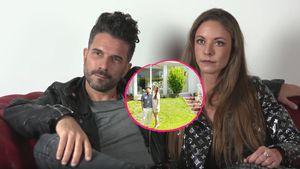 Von wegen reich? Marc Terenzi wohnt bei seiner Freundin