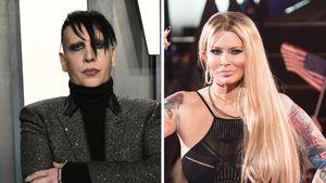 Wollte Marilyn Manson seine Ex Jenna Jameson verbrennen?