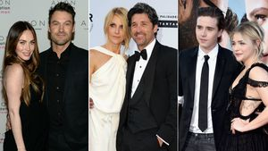 Wie Chloë & Brooklyn: Hollywoods berühmteste On-Off-Paare!