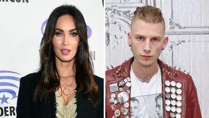 Megan Fox getrennt: Geht jetzt was mit Machine Gun Kelly?