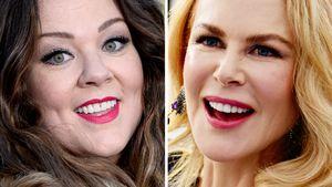 """Nanu? Melissa McCarthy beschreibt Nicole Kidman als """"Weirdo"""""""