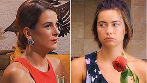 Beef beim Bachelor: Ist Nadine noch sauer auf Rivalin Jenny?