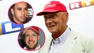 Niki Lauda: Vettel, Hamilton & Co. verabschieden F-1-Legende