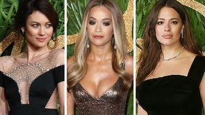 Brit Fashion Awards 2017: Das sind die Looks des Abends!