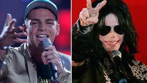 Pietro Lombardi und Michael Jackson