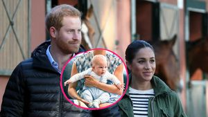 In Meghan und Harrys Video-Calls: Archie krabbelt ins Bild