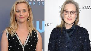"Reese Witherspoon happy: Meryl Streep bei ""Big Little Lies""!"