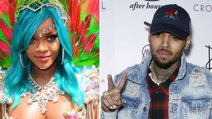 RiRis Sexbomben-Foto: Jetzt kommentiert sogar Ex Chris Brown