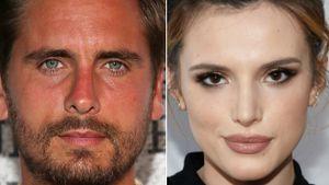 Offene Beziehung: Klappt's so zwischen Scott Disick & Bella?