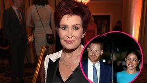 Sharon Osbourne warnt Harry und Meghan vor L.A.-Leben