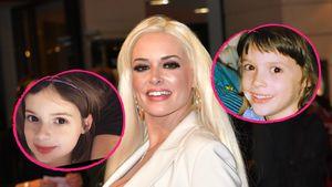 So ähnlich sehen sich Dani Katzenberger und Tochter Sophia