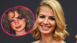 Erkannt? Susan Sideropoulos postet Fotos aus ihrer Kindheit