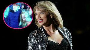 Ganz verliebt: Taylor Swift & Joe Alwyn bei Ed Sheeran-Show