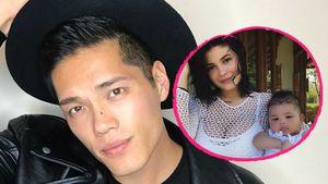 Papa-Gerüchte um Kylies Bodyguard: Das sagt seine Familie!
